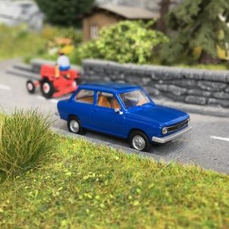 Daf 66 Bleue-HO 1/87-BREKINA 92865