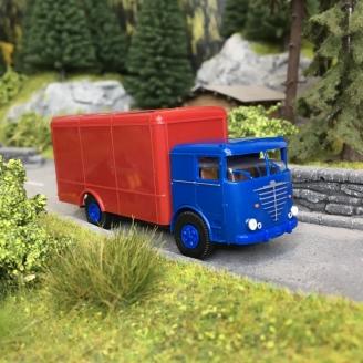 Camion Büssing LU11F-HO 1/87-BREKINA 79220