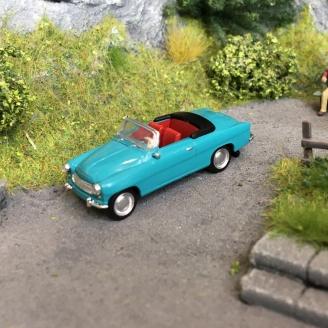 Skoda Felicia Turquoise-HO 1/87-Starline Models 27435