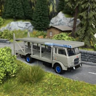 Camion FIAT 642 Porte Autos-HO 1/87-Starline Models 58478