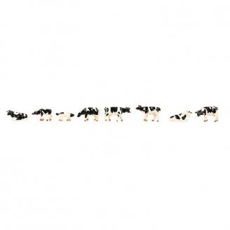 Vaches noires et blanches-N-1/160-FALLER 155903