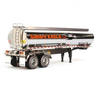 Semi-citerne essence Gallant Eagle - 1/14 - TAMIYA 56333