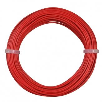Câble 0,14 mm², rouge, 10 m-Toutes échelles-VIESSMANN 6863