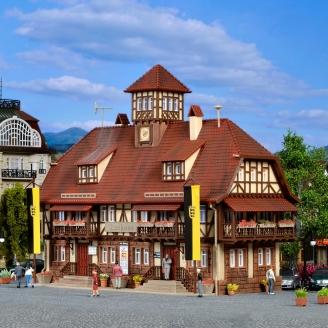 Mairie de Fürstenberg-HO 1/87-VOLLMER 43690