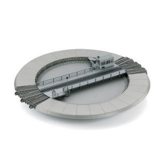 Pont tournant Digital -HO 1/87 - TRIX 66861