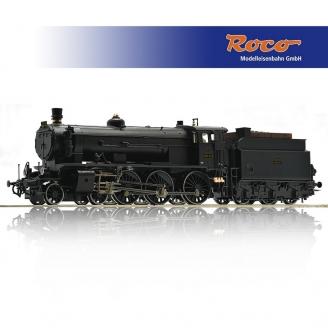 Locomotive Rh 209 ÖBB Ep II digital son - HO 1/87 - ROCO 72109