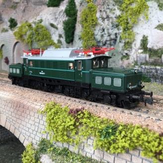 Locomotive 1020.027-7, ÖBB Ep V -HO 1/87-ROCO 73126