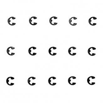 15 Circlips 2mm - 1/10 - TAMIYA 50588