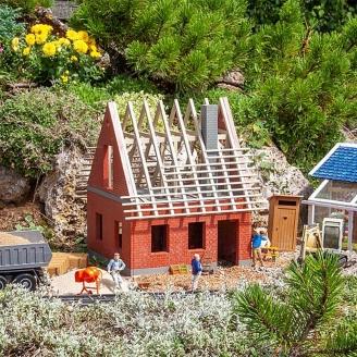 Maison en construction - G 1/22.5 - POLA 331083