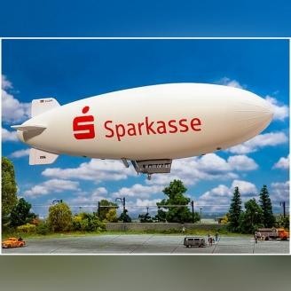 """Ballon Dirigeable """"Sparkasse""""-N 1/160-FALLER 222412"""