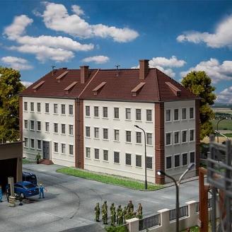 Grande Caserne - Quartier série militaire-HO 1/87-FALLER 144101