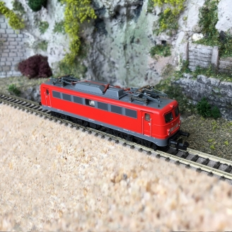 Locomotive BR 140 140232-0 DB Ep V-N 1/160-MINITRIX 16405