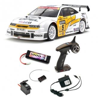 Opel Calibra V6 DTM TA02 4WD Kit - 1/10 - TAMIYA 47461