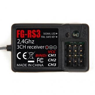 Récepteur 3 voies pour radio FG-RS3 - FG 07573/01