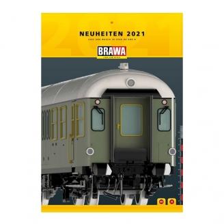 Catalogue BRAWA Nouveautés 2021 66 pages - BRAWA