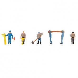 150945 FALLER personnages miniatures mondes h0 1:87 Art Pommes de Terre