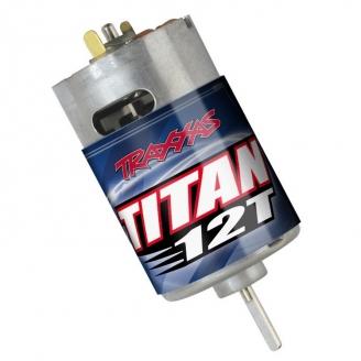 Moteur Titan 550 12T-TRAXXAS 3785