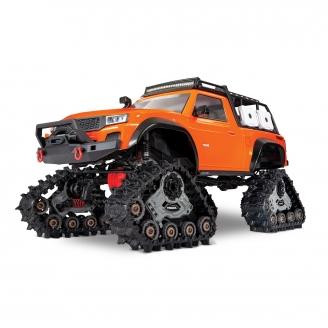 TRX-4 TRAXX 4WD Orange-1/10-TRAXXAS 82034-4O