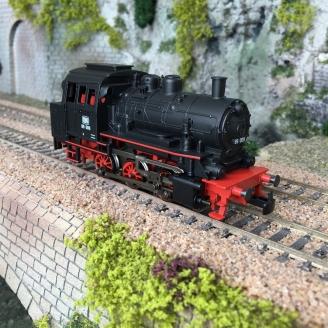 Locomotive 89.0 digital Mfx DB Ep III 3R-HO 1/87- MARKLIN 30000