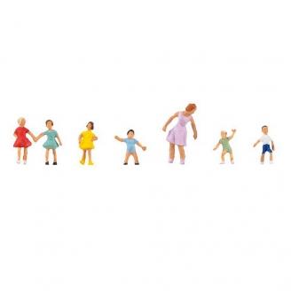 Femme et enfants-N 1/160-FALLER 155366
