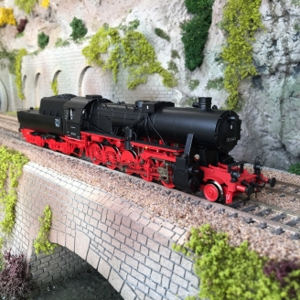 Locomotive série 52, DB Ep III - HO 1/87 - ROCO 70275