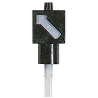 Lanterne d'aiguillage à Gauche-N  1/160- MINITRIX 66741