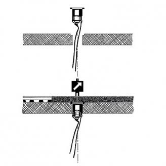 Dispositif d'éclairage pour lanterne d'aiguillage-N  1/160- MINITRIX 66740