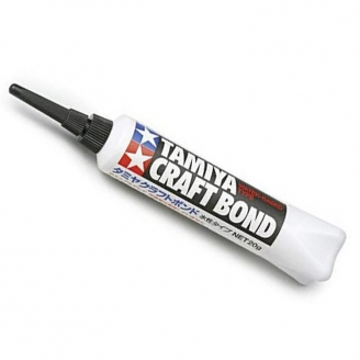 Colle Craft Bond 20g-TAMIYA 87078
