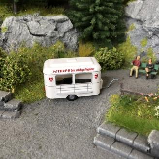 Caravane MITROPA-HO 1/87-BUSCH 51759