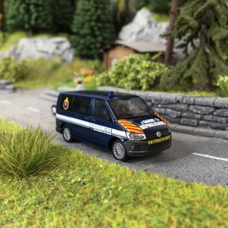 Volkswagen T6 GENDARMERIE-HO 1/87-RIETZE 53801