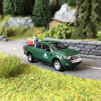 Ford Ranger Forestier-HO-1/87-BUSCH 52813