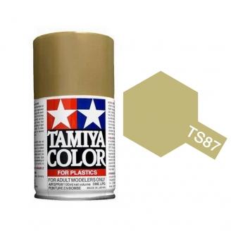 Or Titane Spray de 100ml-TAMIYA TS87