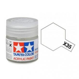 Vernis Satiné pot de 10ml-TAMIYA X35