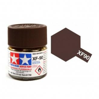 Brun mat pot de 10ml-TAMIYA XF90