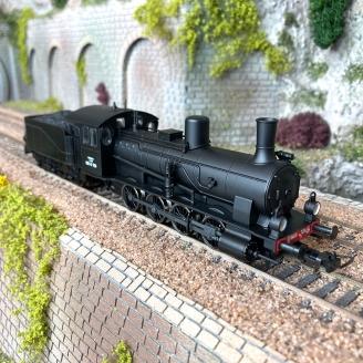 Locomotive 040 B 728 Sncf digital 3R occasion -HO 1/87-PIKO 57355 OC190721F