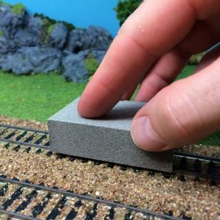 Gomme pour entretien des voies-ROCO 10002