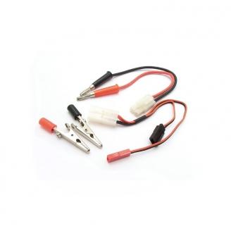 Set de prises de charges universelles + adaptateur jack - KONECT KN-130001