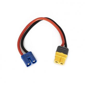 Cordon adaptateur de charge EC3 / XT60 - KONECT KN-130025