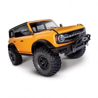 Ford Bronco 2021 TRX-4 Orange-1/10-TRAXXAS 92076-4OR