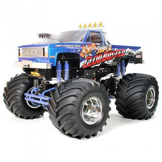 Monster Truck Super Clod Buster Kit - 1/10 - TAMIYA 58518