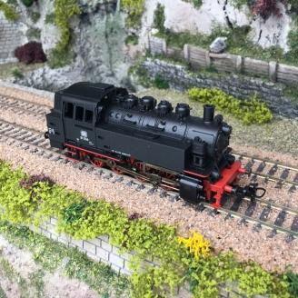 Locomotive série 81 digital Mfx DB Ep III 3R-HO 1/87- MARKLIN 36321