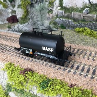 "Wagon Citerne Z ""BASF"" DB Ep IV-HO 1/87-BRAWA 50023"