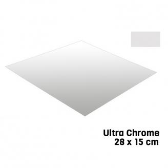 Feuille Ultra Bright Chrome 28 X 15 cm Bare Metal - BMF BM004