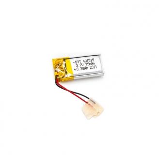 Batterie Lipo 3.7V 75mAH  micro rally - 1/76 - TURBO RACING TB760018
