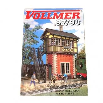 Catalogue principal 1997/98 194 pages - VOLLMER DEP310-121