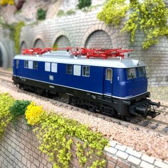 Locomotive BR 110 001-5 DB digital 3R- H0 1/87 - LILIPUT 132527 DEP311-001