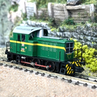 Locomotive 303-035 Renfe Ep IV  digital -N 1/160-ARNOLD HN2510D