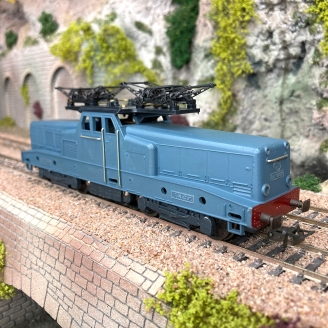 Locomotive BB12001 Sncf Collection 3R - H0 1/87 - SMCF DEP73-062