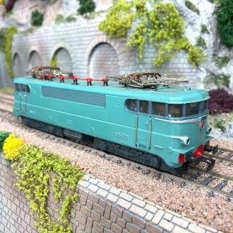 Locomotive BB9211 Sncf Collection 3R - H0 1/87 - VB DEP73-063