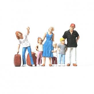 Voyageurs et bagages - N 1/160 - MERTEN 272539